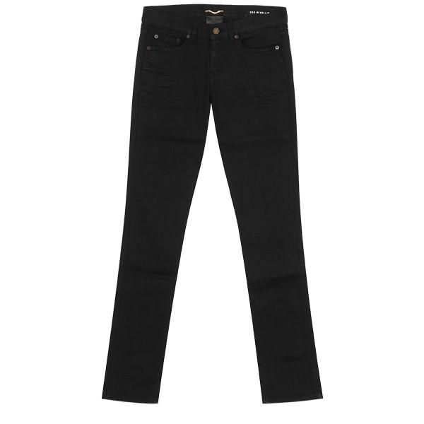 Saint Laurent Black slim jeans