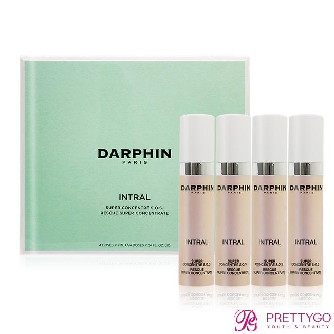 Darphin 朵法 全效舒緩濃縮修護精華(7mlX4)-百貨公司貨