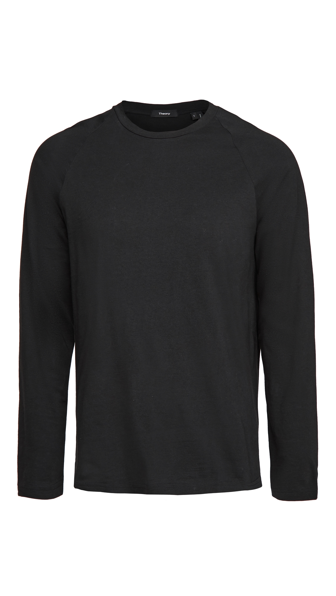 Theory Relaxed Crew Neck Pullover