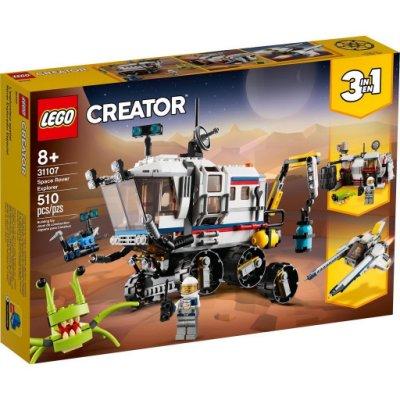 【樂GO】LEGO 樂高 31107 CREATOR 創意系列 31107 太空探測車 三合一 系列 樂高正版