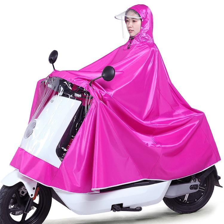 電動摩托單車雨衣騎行單雙人男女加大加厚全身防水電瓶車雨披yh