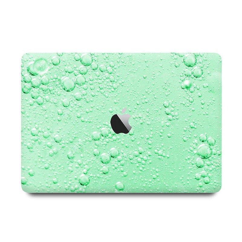 Slick Case 香港   Fizzy Mint Green Soda MacBook 保護殻