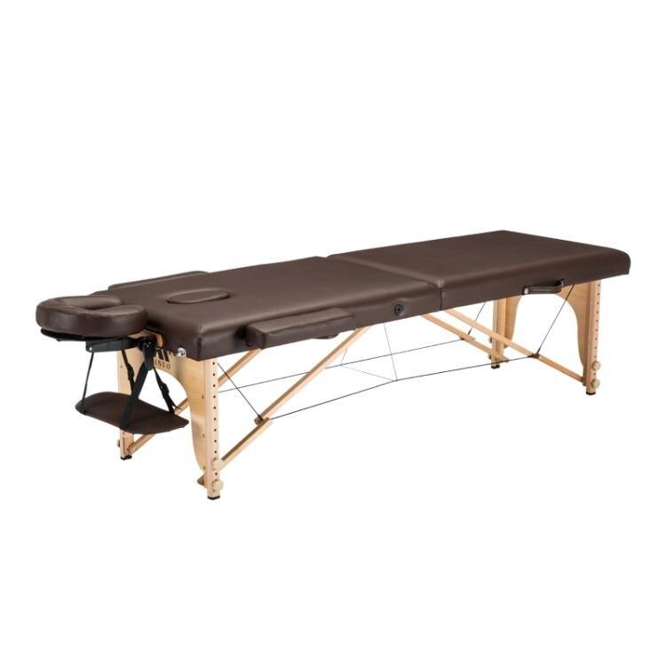 美容床 美諾原始點摺疊按摩床推拿便攜式家用手提針紋身床