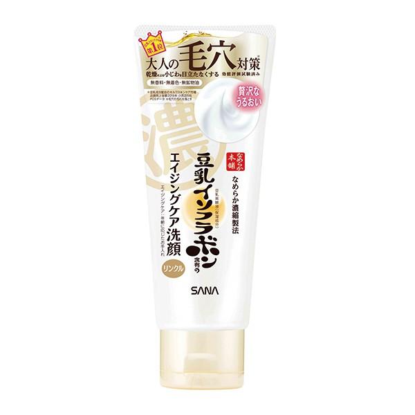 SANA 豆乳美肌緊緻潤澤洗面乳150g【康是美】