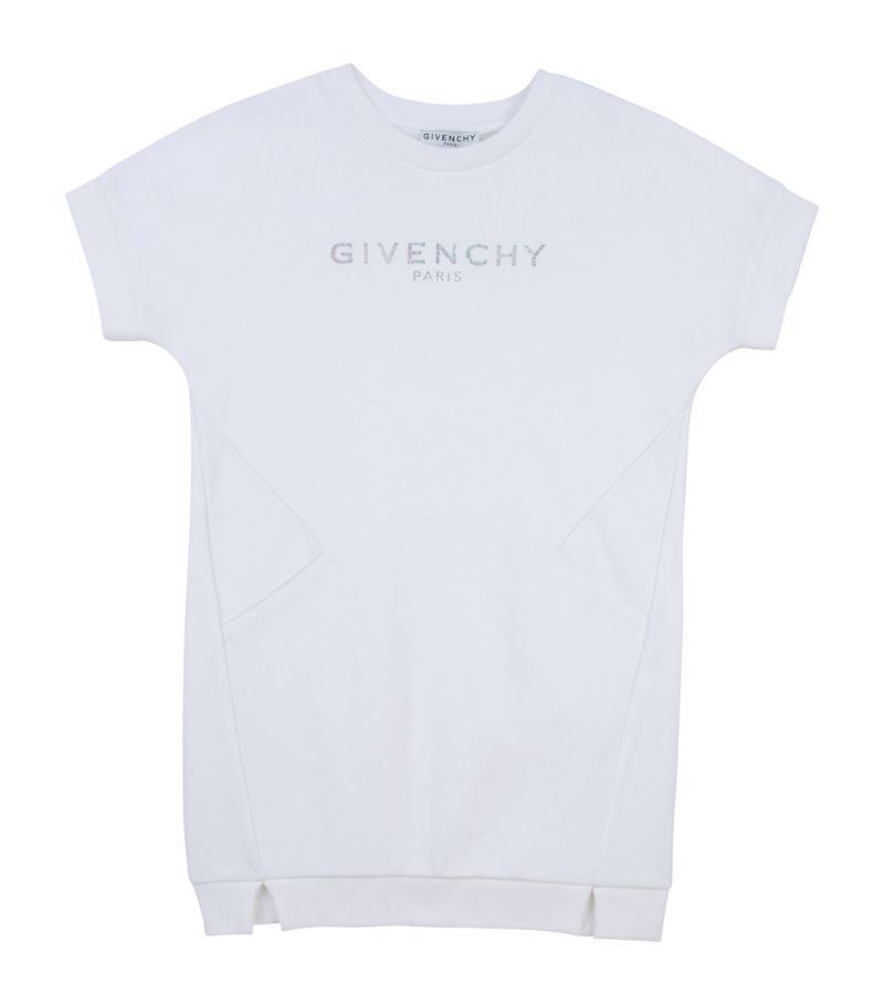Givenchy Kids Logo T-Shirt Dress (4-14 Years)