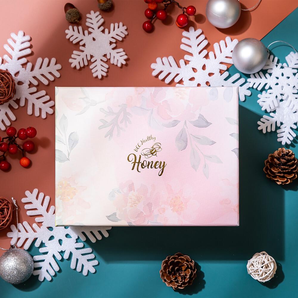 聖誕禮物天然能量椴樹生蜂蜜1入(交換禮物首選)