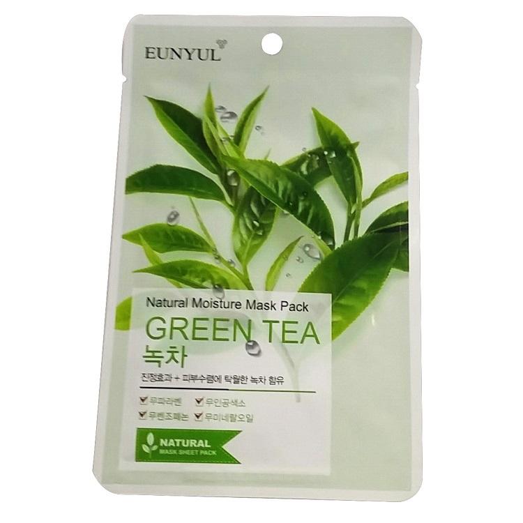 韓國EUNYUL 綠茶調理面膜(22ml)[大買家]