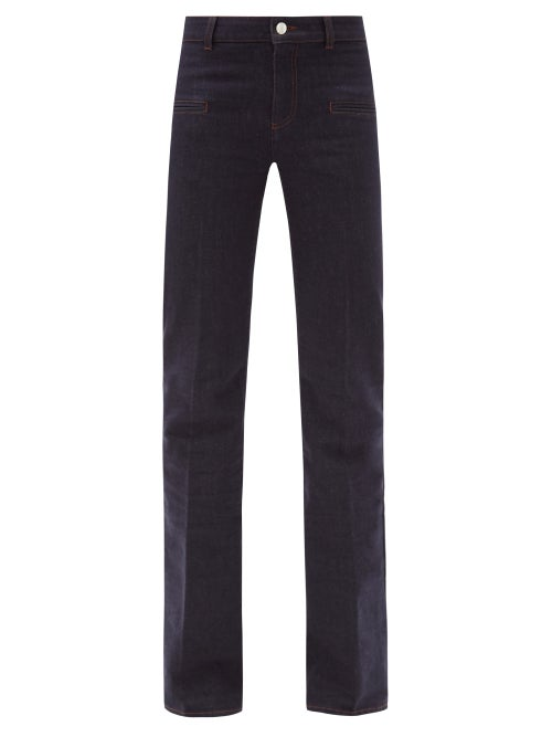 Altuzarra - Serge High-rise Flared-leg Jeans - Womens - Denim