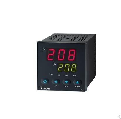 溫控器 宇電溫控表數顯智慧可調溫度表220V溫控儀器AI-208/518P/708/808 城市科技DF 8號時光