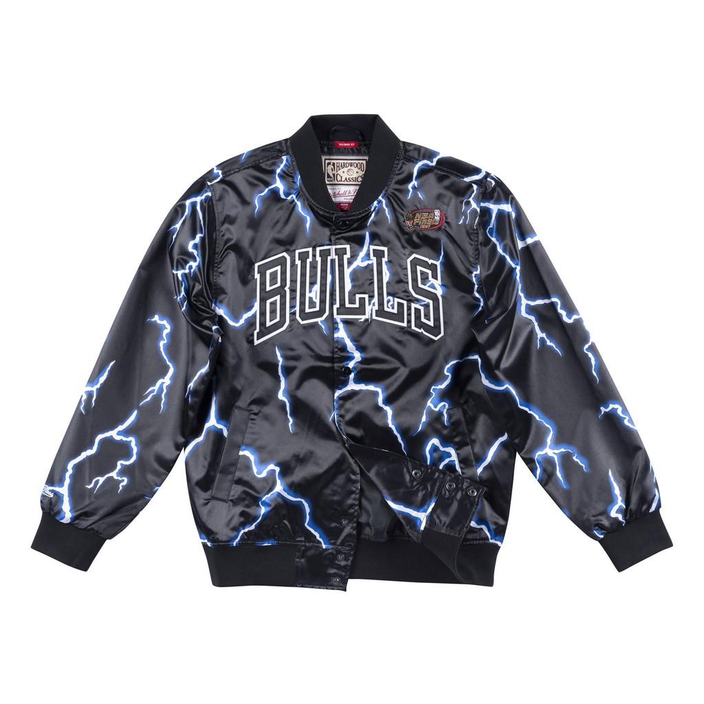 NBA Lightning Satin 外套 公牛