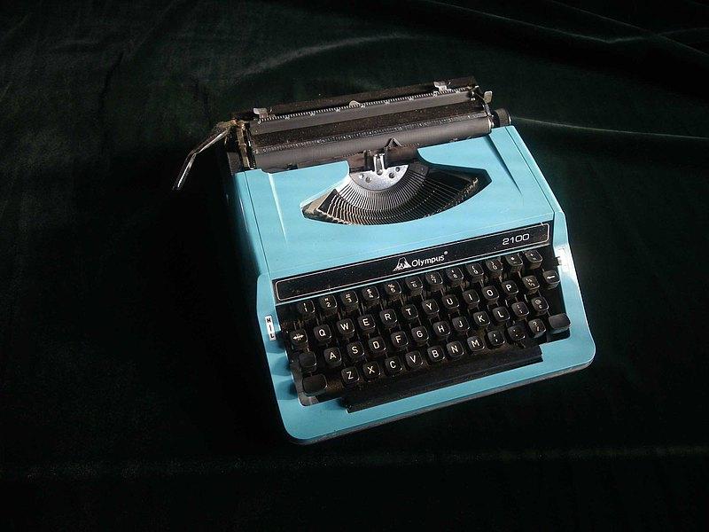 【老時光 OLD-TIME】早期日本製打字機#B-7