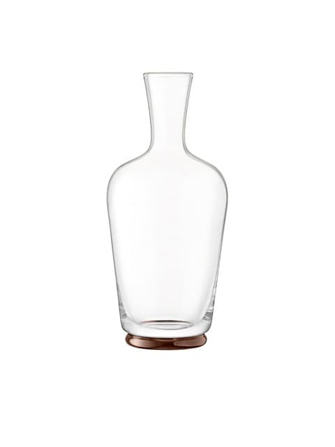 Oro Glass Carafe