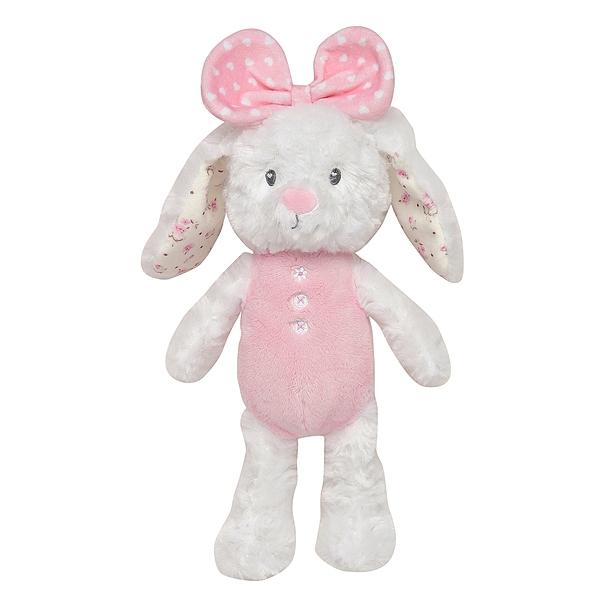 Little Me 小兔安撫玩偶 2020聖誕禮物 娃娃【六甲媽咪】