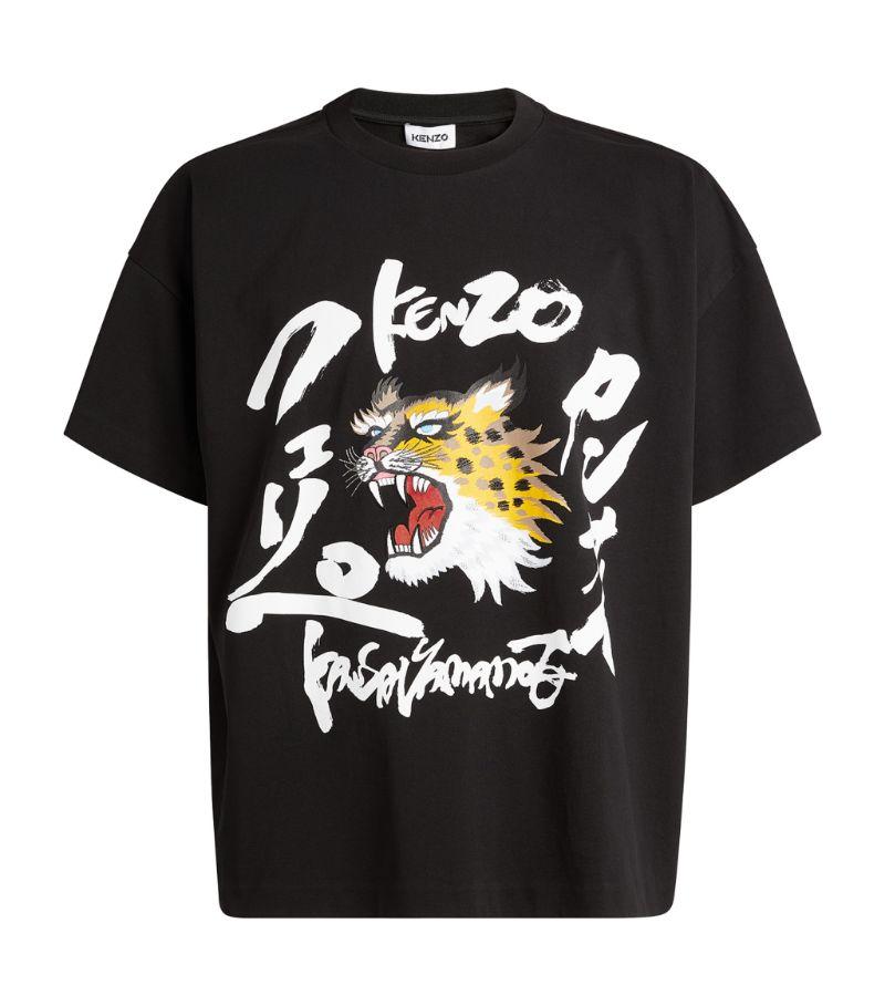 Kenzo Logo Tiger T-Shirt