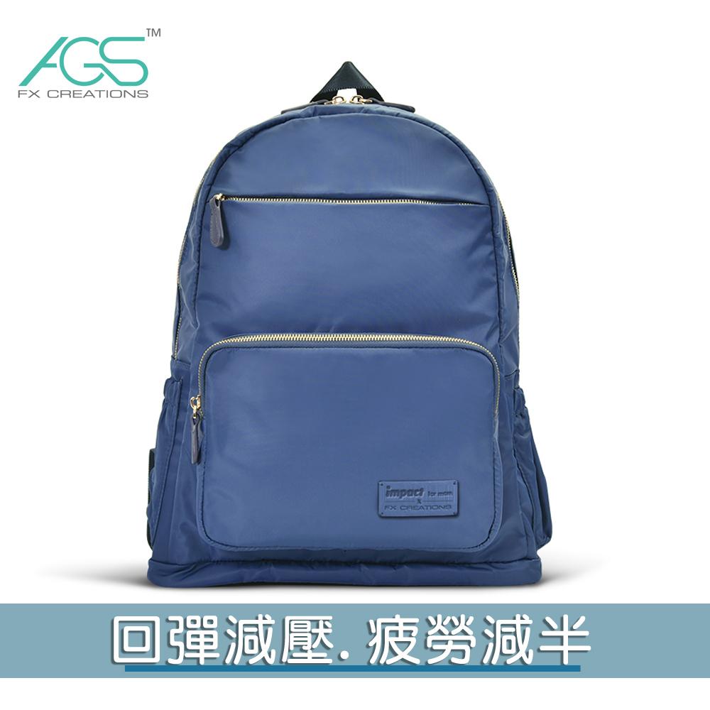 【impact × FX Creations聯名款】mom-bao-bao 媽寶包(減壓後背包)-深藍 JMA69956A-98