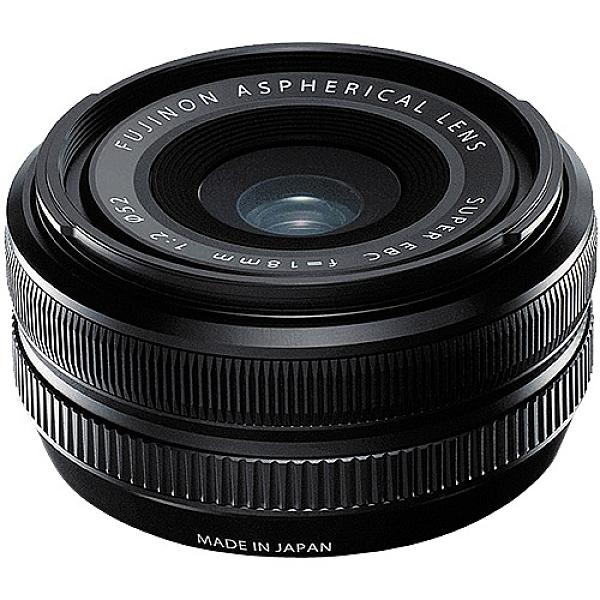 6期零利率 FUJIFILM XF 18mm F2 R 餅乾定焦鏡頭 恆昶公司貨