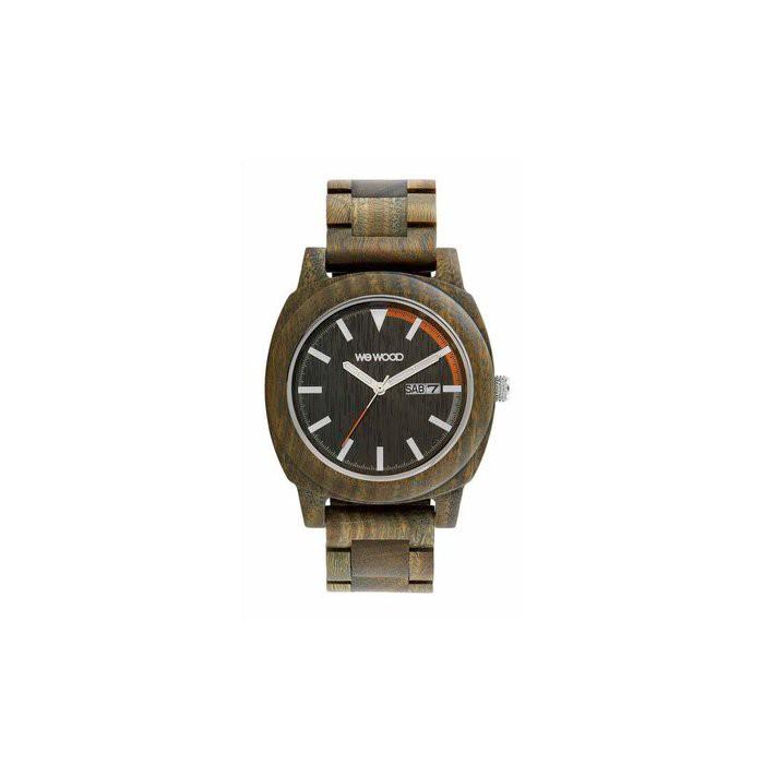 Wewood義大利時尚木頭腕錶MOTUS ARMY台灣公司貨2年保固-如圖