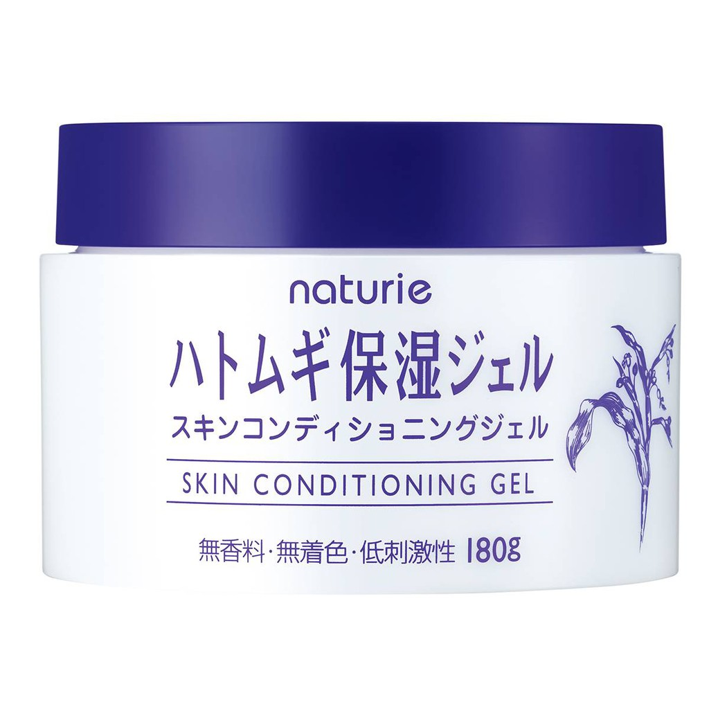 naturie薏仁清潤保濕凝露180g【康是美】