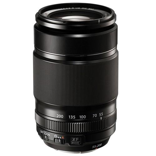 FUJIFILM XF 55-200mm F3.5-4.8 R望遠變焦鏡頭(公司貨)