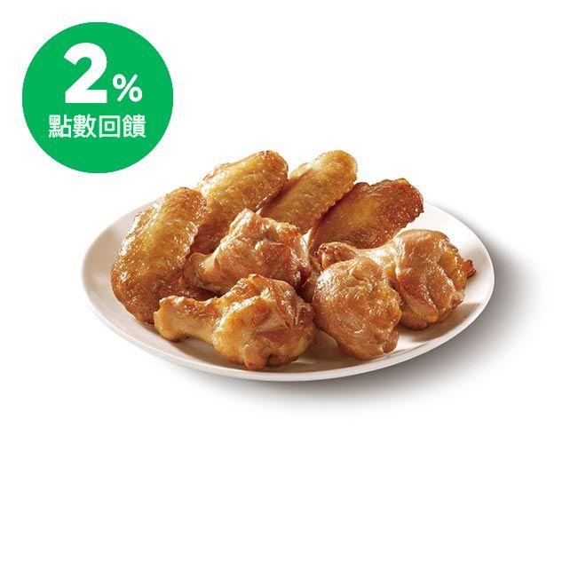 必勝客 BBQ烤雞4翅4腿即享券