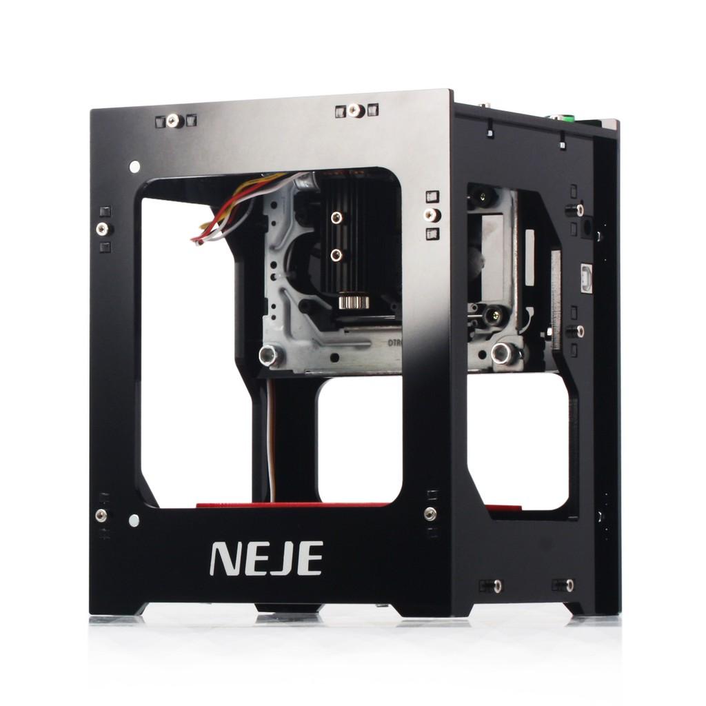 雕刻機 USB高功率高速度鐳射雕刻機藍光AI 智能DIY NEJE DK-8-KZ 3000mw