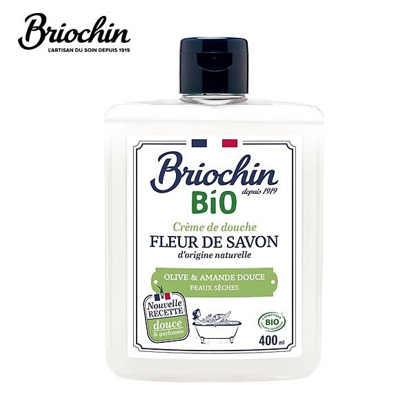 Briochin depuis 1919 天然香氛沐浴乳-經典橄欖甜杏油 400ml - WBK SHOP