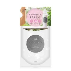 日本FaFa COCORO抗菌消臭濃縮柔軟精補充包(480ml/包)