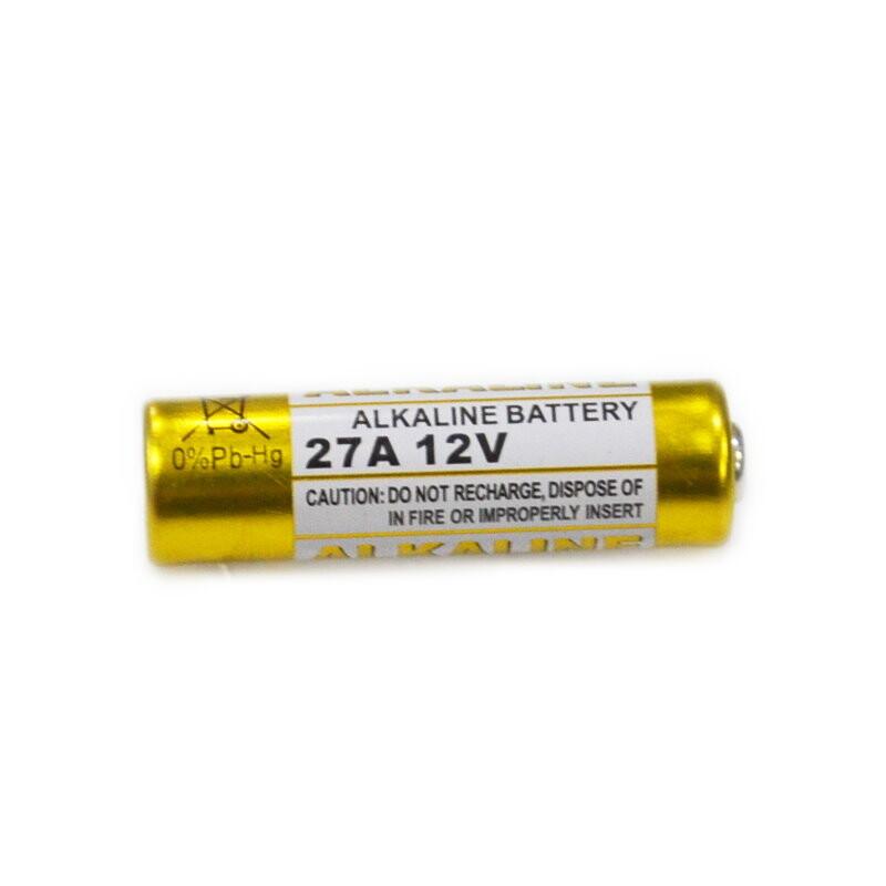 gu324高容量鹼性電池27a 防盜器遙控器電池 汽機車遙控器電池l828