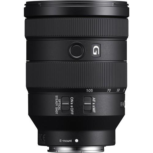 【SONY】SEL24105G FE 24-105mm F4 G 旅遊變焦鏡(公司貨)