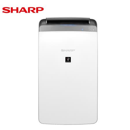 SHARP 夏普 16L一級能濾PM2.5自動除菌離子除濕機 DW-LJ16T-