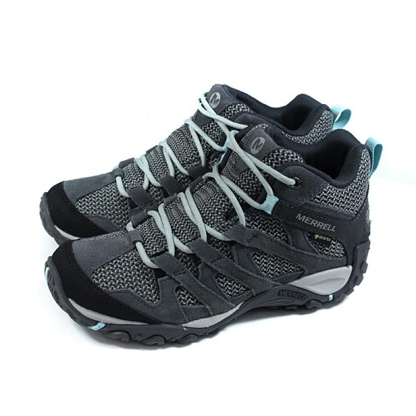 MERRELL ALVERSTONE MID GTX 運動鞋 健行鞋 灰色 女鞋 ML034596 no133