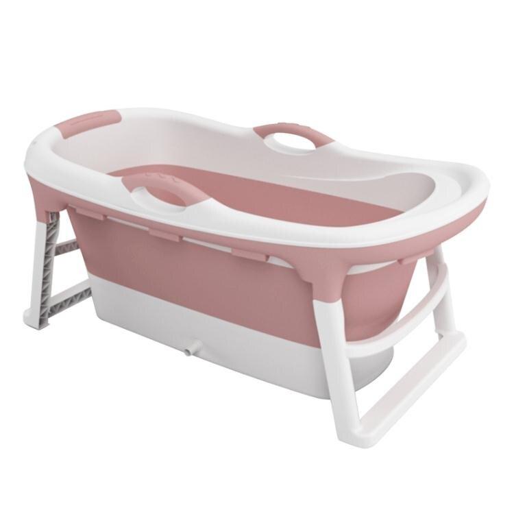 泡澡桶 大號可摺疊沐大人泡澡桶成人洗澡桶網紅浴缸全身浴盆家用神器