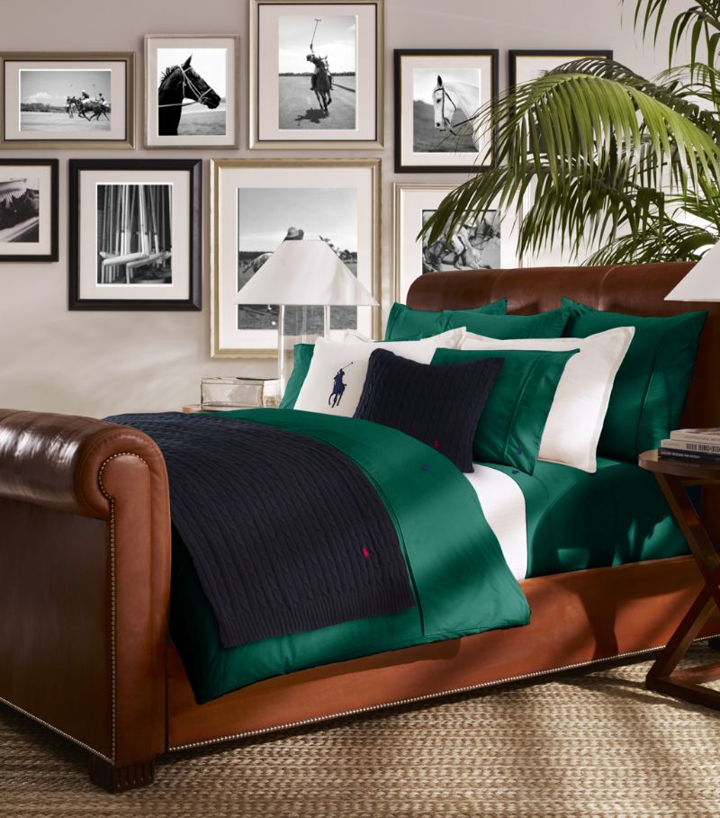 Ralph Lauren Home Player King Duvet Cover (240Cm X 220Cm)