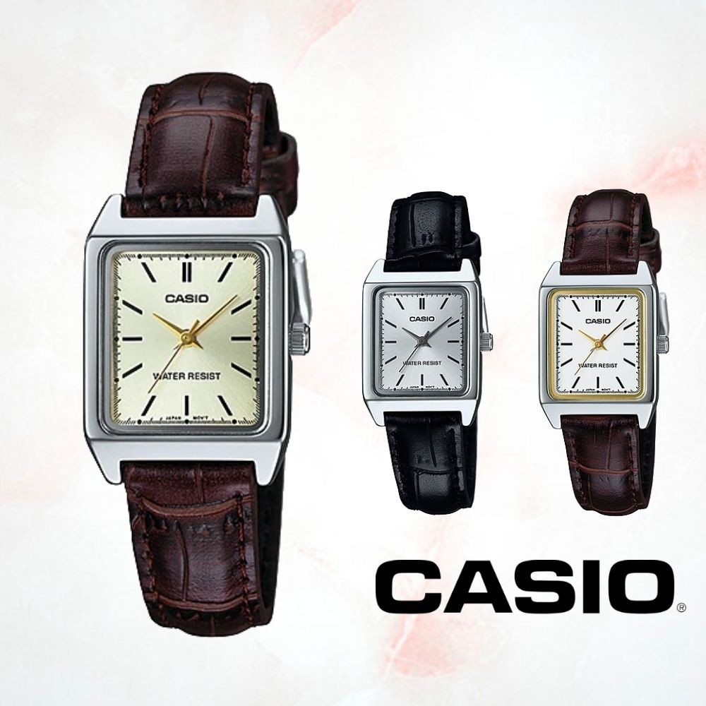【CASIO卡西歐】多元STANDARD指針系列/LTP-V007L