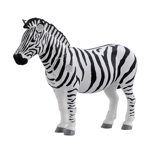 ANIA 多美動物園 AS-04 斑馬