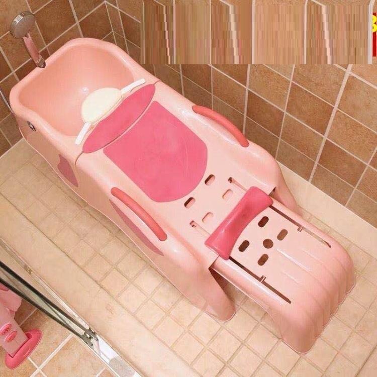 兒童洗頭椅 可折疊兒童洗頭躺椅洗發椅子小孩大人孕婦洗頭床寶寶洗頭神器家用 限時折扣