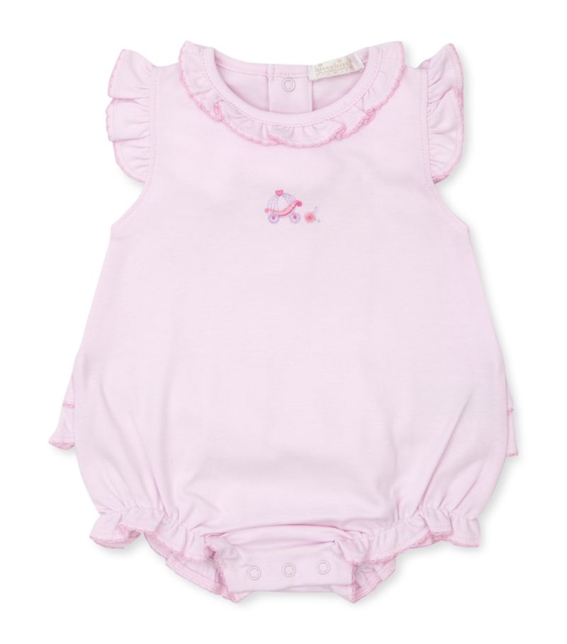 Kissy Kissy Couture Castle Embroidered Bodysuit (0-9 Months)