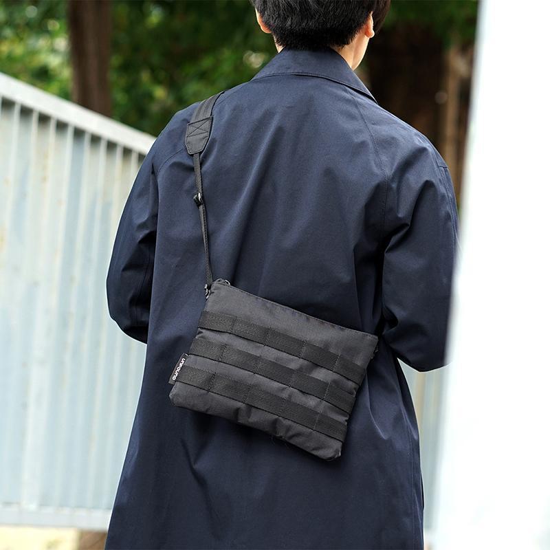 加減背包 - 小方包 黑