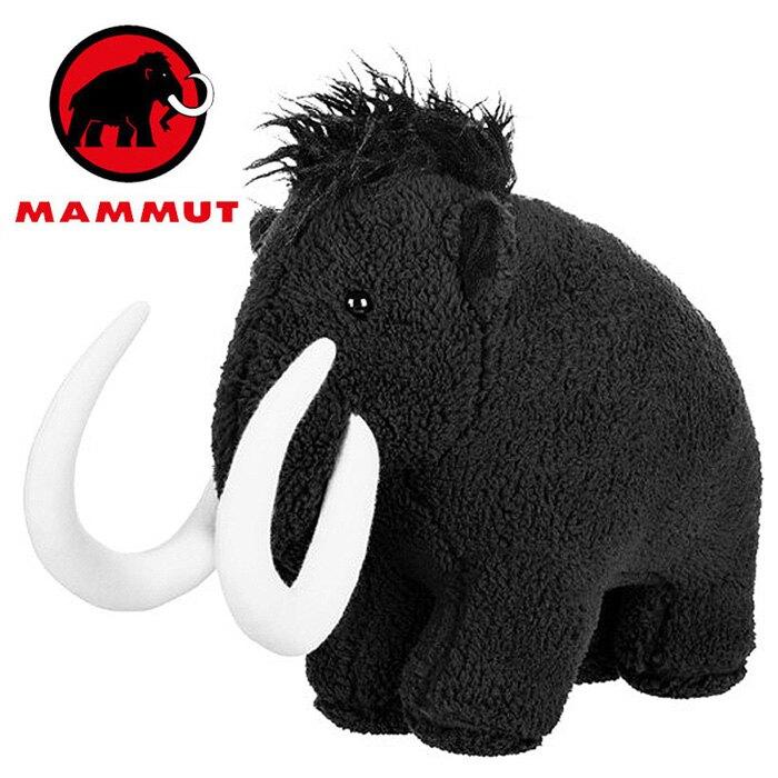 【Mammut 長毛象 瑞士】長毛象玩偶 經典小型絨毛象 M (00200-0001)