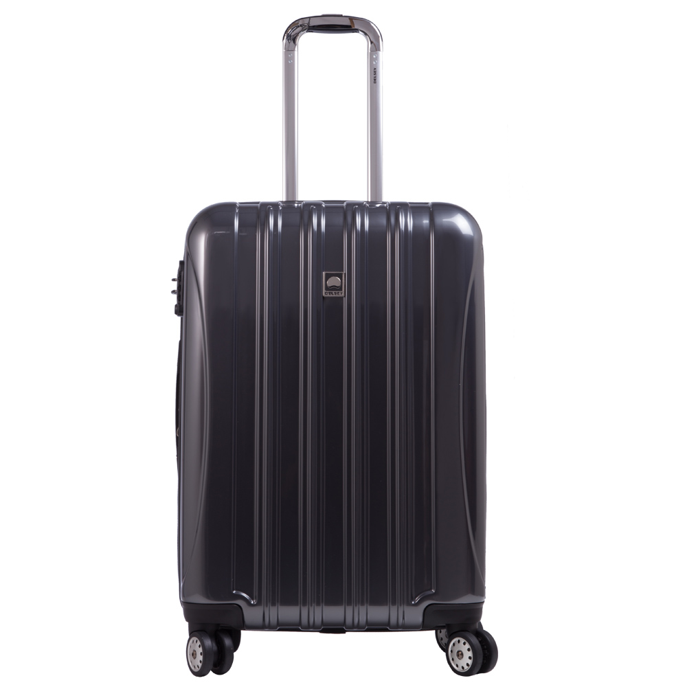 【DELSEY】HELIUM AERO-24吋旅行箱-灰 40007682011
