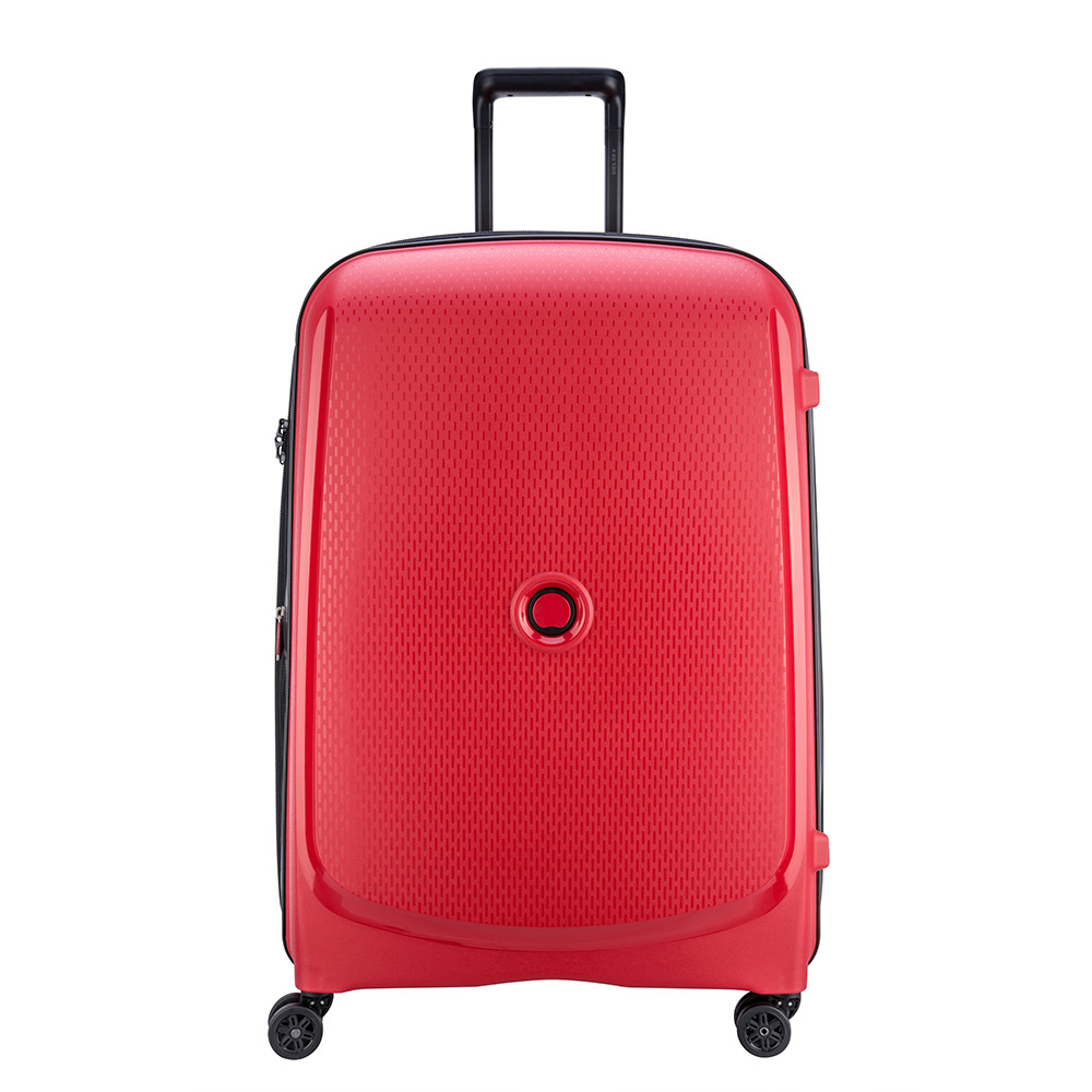 【DELSEY】BELMONT PLUS-27吋旅行箱-紅色 00386182104