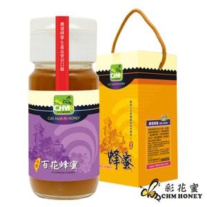 【彩花蜜】台灣百花蜂蜜700g