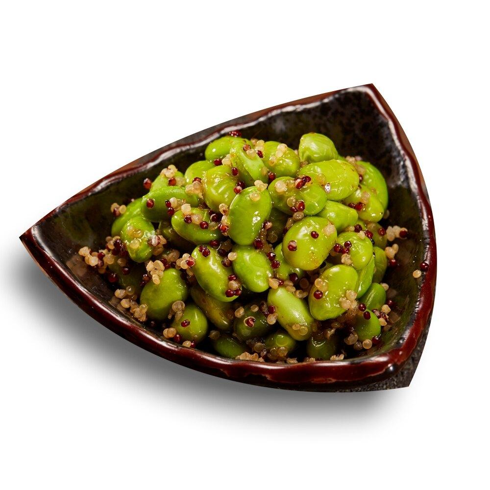 清爽好胃纖-毛豆紅藜麥 250g / 包