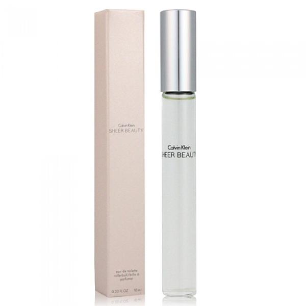 Calvin Klein Beauty CK SHEER BEAUTY 純淨雅緻 女性淡香水 10ml【七三七香水精品坊】