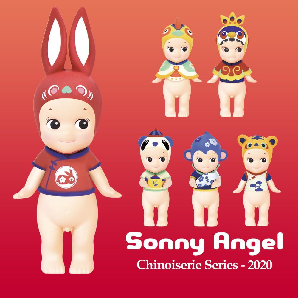 Sonny Angel 2020 chinoiserie 中華俏時尚限量版公仔(單入隨機款)