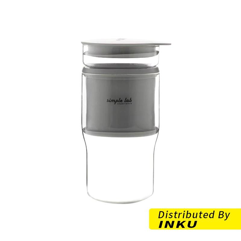 SIMPLE LAB PRESSO 壓濾式隨手杯 壓濾式 隨手杯 茶杯 水杯 i-D [現貨]