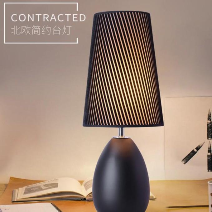 威康燈飾 現代簡約檯燈床頭燈時尚家居創意裝飾燈