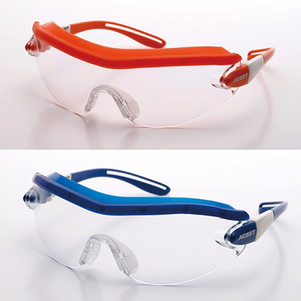 《ACEST》防護眼鏡 鏡腳可調型 Safety Glasses