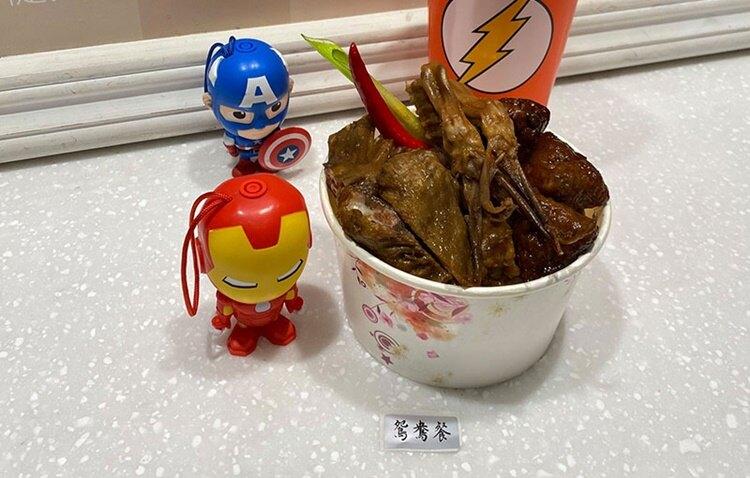 小春園滷味●鴛鴦餐