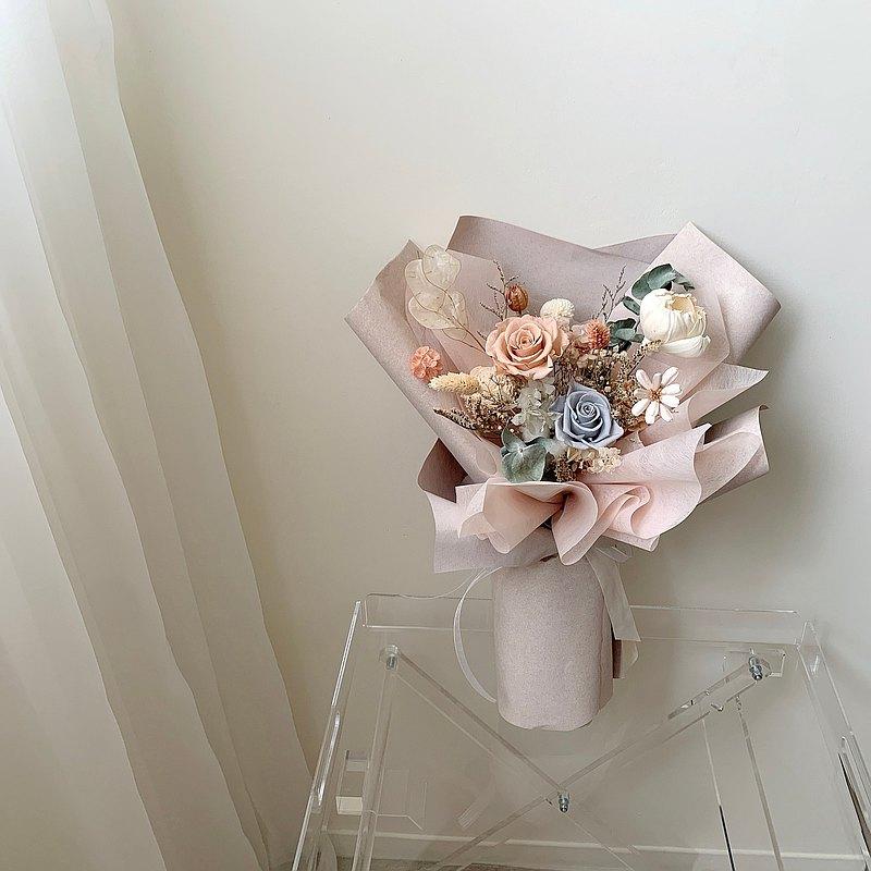 韓式花束 你的溫柔我比誰都懂 永生花束/告白花束/求婚花束